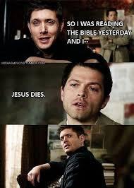 Supernatural Memes - what are some supernatural memes jokes quora