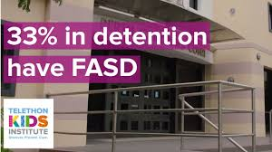 fetal alcohol spectrum disorder fasd rates in incarcerated youth