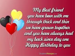 birthday messages for best friend birthday birthday