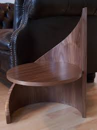 curved wood side table 18 best side tables occasional tables and l stands images on