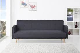 Three Seater Sofa Bed Leader Lifestyle Tokyo 3 Seater Sofa Bed Reviews Wayfair Co Uk