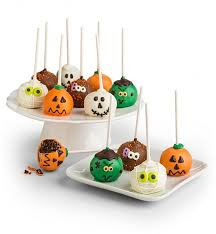 halloween cake pops delivered
