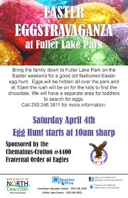 family easter egg hunt my cowichan valley now