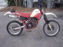jeep comanche bike old yamaha dirt bike q u0027s jeep cherokee forum