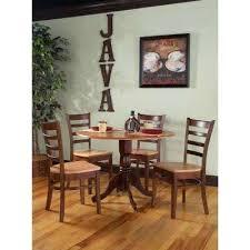 Kitchen Table Pedestals Unfinished Furniture Dining Table U2013 Mitventures Co