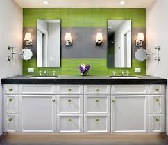 san francisco green bathroom vanity contemporary with tile