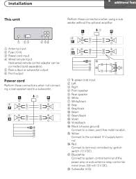 wiring diagram for pioneer deh 1300mp radio pressauto net