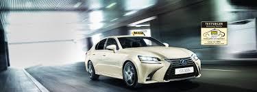 lexus nx 300h kofferraumvolumen lexus gs 300h das vollhybrid taxi u2013 lexus deutschland