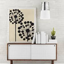 Best Mid Century Modern Art Prints Homes Products on Wanelo