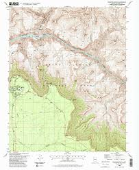 Grand Central Map File Nps Grand Canyon South Rim East Topo Map Jpg Wikimedia Commons