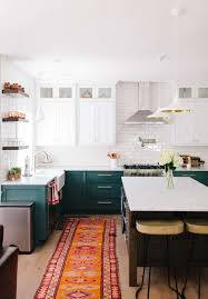 green kitchen cabinets with white countertops the best green kitchens like brigham