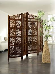 carved wooden screens room dividers s hand carved solid wood room