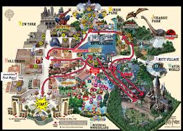 map usj 23 the ultimate usj guide and tips to planning a magical experience