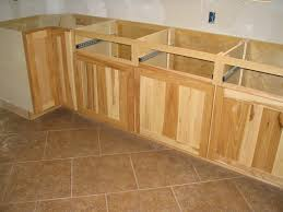 Kitchens With Hickory Cabinets Elegant Natural Hickory Kitchen Cabinets 16 To Your Home Redesign