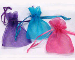 small organza bags organza bags many colours in three sizes barama gift packaging