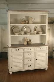 french provincial kitchen dresser buffet and hutch display