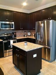 small kitchen ideas with brown cabinets small kitchen cabinets design ideas small room decorating