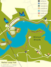 Great Loop Map Winton Woods Harbor Trail Great Cincy Strides