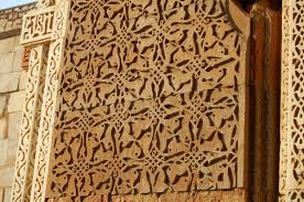 file carving in sandstone qutb complex jpg wikimedia commons