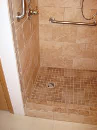bathroom shower floor ideas bathroom enchanting handicap bathroom design for your home ideas