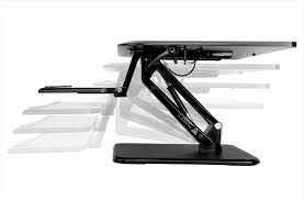 Ideal Standing Desk Height by Standing Desk Converters Compact Series Flexispot