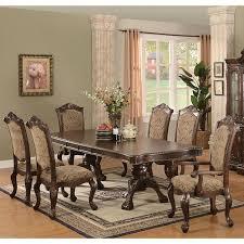 Formal Dining Room Chairs Andrea Formal Dining Room Set Coaster Furniture Furniturepick