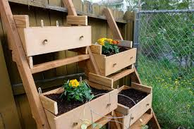 how to turn a dresser into a vertical vegetable garden urban