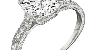 verlobungsring solitã r ring platinum solitaire ring philocalist white gold