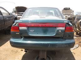 lowered subaru legacy junkyard find 1997 subaru legacy awd sedan the truth about cars