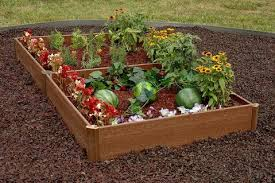 Strawberry Garden Beds 8inch Double Raised Garden Bed U2013 Greenland Gardener