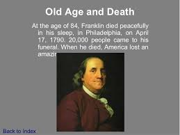 biography facts about benjamin franklin biography of benjamin franklin