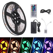 led light strip waterproof amazon com boomile led light strip 16 4ft waterproof smd 5050 300