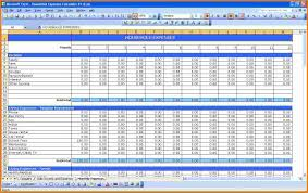 Expenses Reports by 5 Expenses Template Expense Report