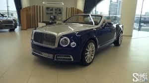 bentley dubai bentley quietly debuted 3 5 million grand convertible in dubai