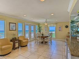 Bungalow Dining Room by Beachside Bungalow Miramar Beach Vacation Rentals