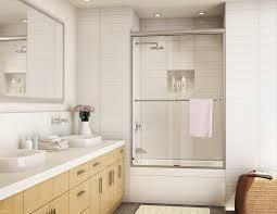 Bathroom Doors At Home Depot Captivating Bathroom Shower Door With Showers Shower Doors At The