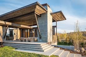 Coates Design Seattle Seattle Architects On Bainbridge Island Coates Design Unique Among