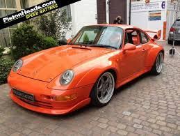 porsche 911 gt2 993 pistonheads headlines spotted porsche 911 gt2 clubsport 993