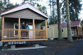 tiny house deck parking problems at county park the journal of the san juan islands