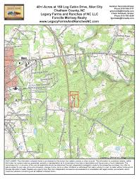 Map Of North Carolina Cities Horse Farm With Barnmaster Barn On 40 Acres For Sale Nc Chatham