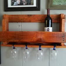 shop pallet wine rack on wanelo