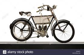 peugeot hybrid bike 1905 peugeot mtt2 v twin motorcycle stock photo royalty free