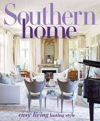 Southern Home JulyAugust  Southern Home Magazine - Southern home furniture