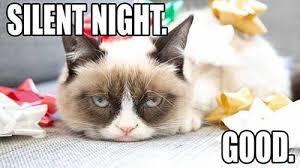 Christmas Grumpy Cat Meme - a very grumpy cat christmas meme roundup cus riot