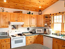 log cabin kitchens with islands attractive home design