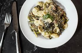 cuisine garance oliviero borgna s pasta with broccoli raab sausage atelier doré