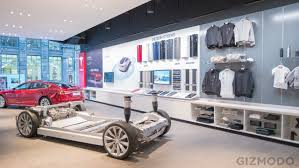 Home Design Stores Australia by Tesla Opens Spectacular New Store In Sydney Australia Gas 2