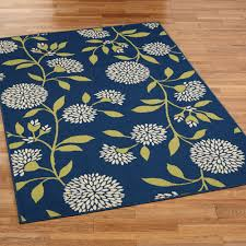 Brown And Turquoise Area Rugs Floral Rugs Touch Of Class