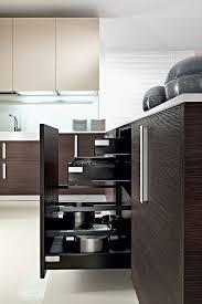 modern kitchen storage ideas innovative contemporary kitchen with efficinet storage solutions