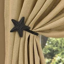Tie Back Kitchen Curtains by Unique Curtains Curtain Tie Backs Best Back Ideas Images On